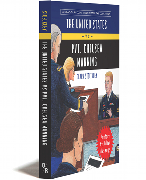 The United States vs Pvt. Chelsea Manning, Stoeckley, Clark