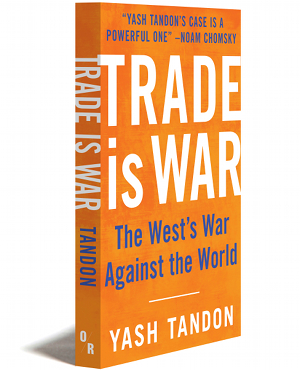trade is war cover