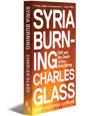 syria burning cover
