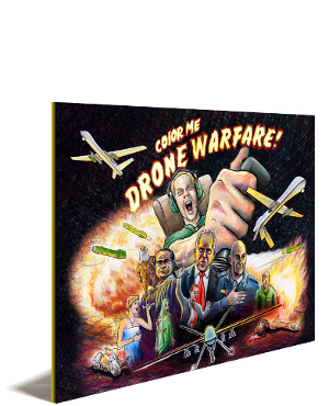 color me drone warfare cover