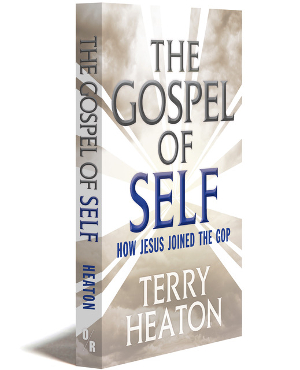 the gospel of self cover