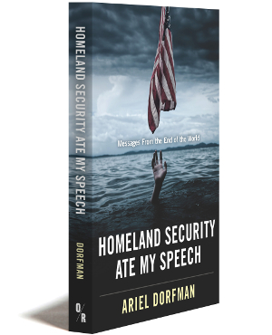 homeland security ate my speech cover