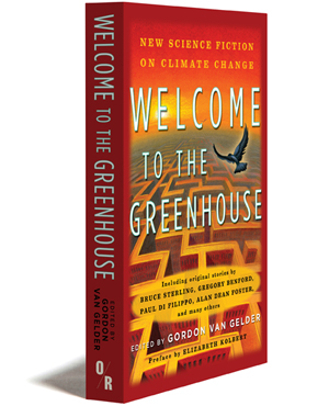 welcome to the greenhouse cover