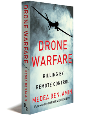 drone warfare cover