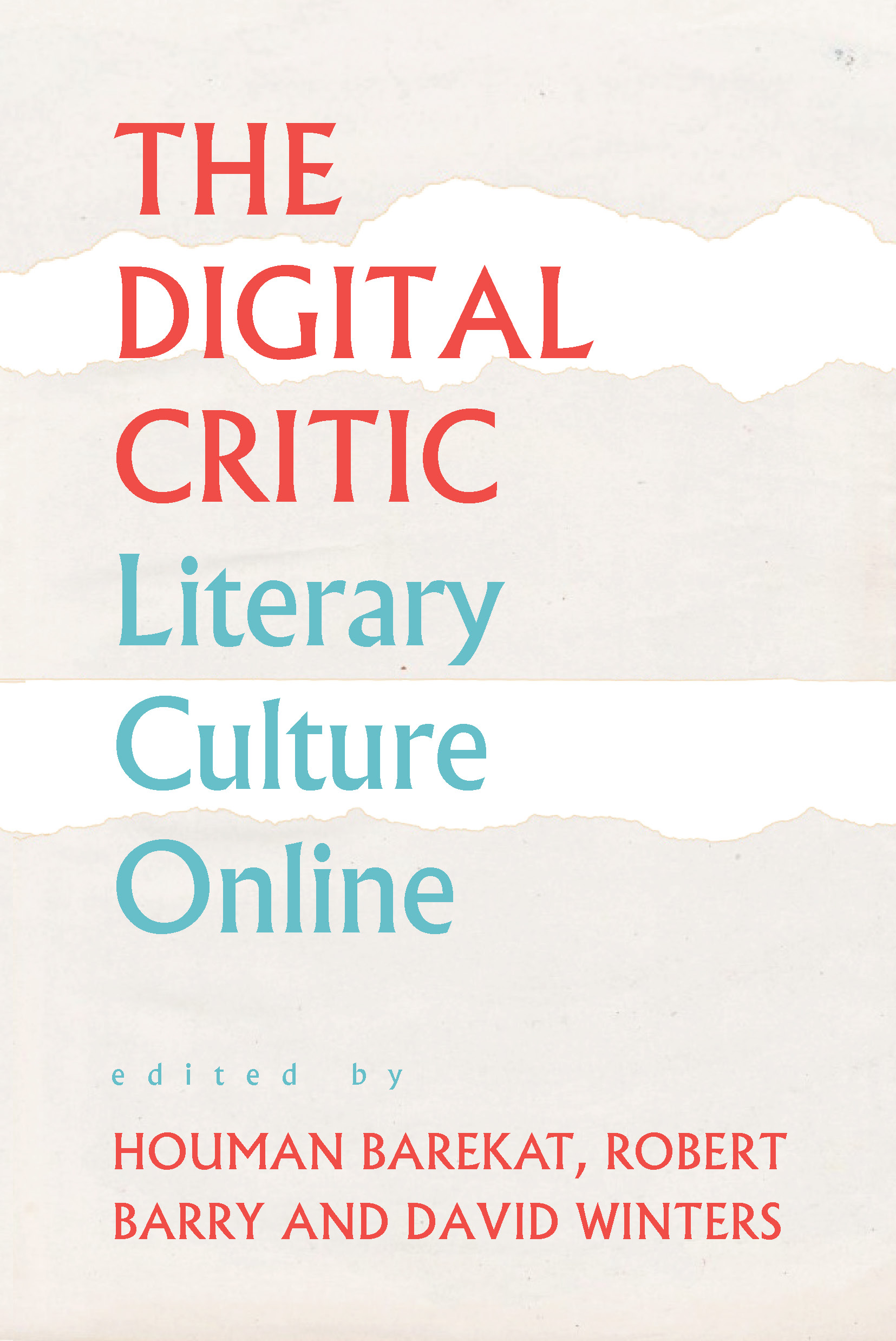 digital critic cover image