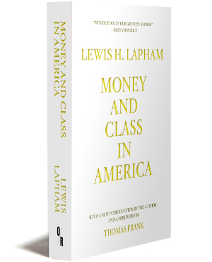 money and class in america cover
