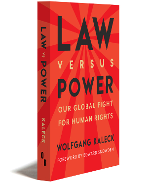 law versus power cover