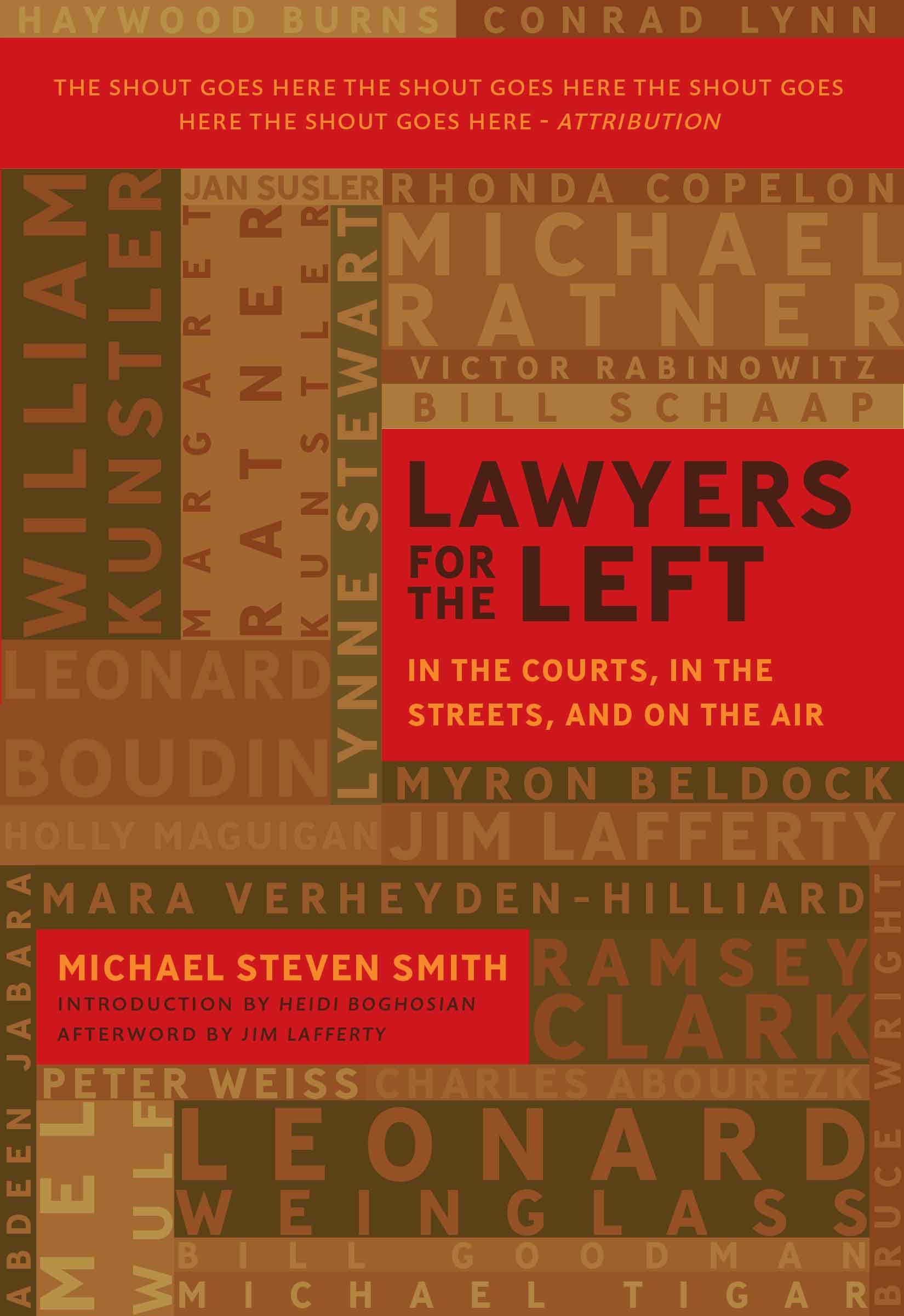 lawyers for the left cover