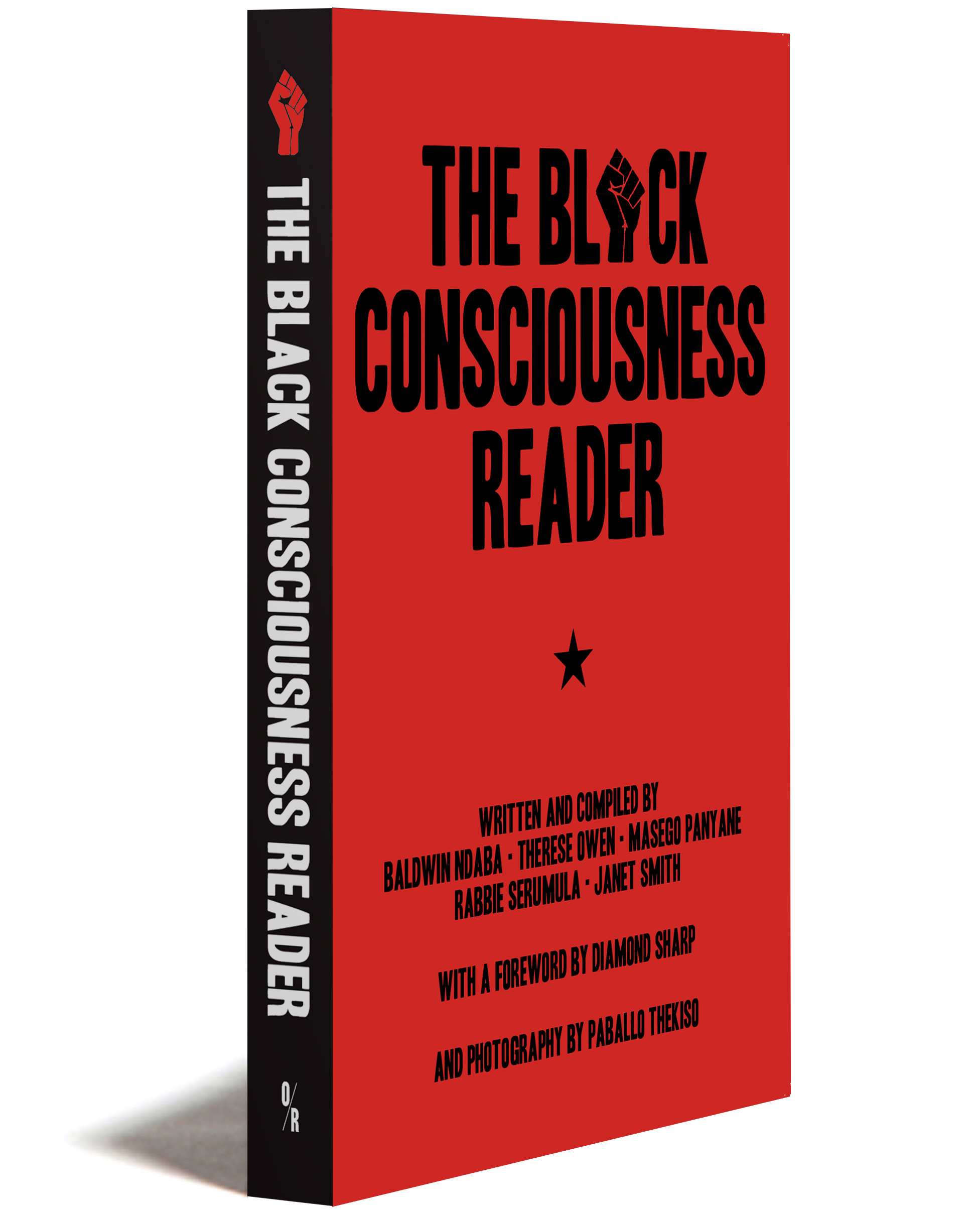 the black consciousness reader cover