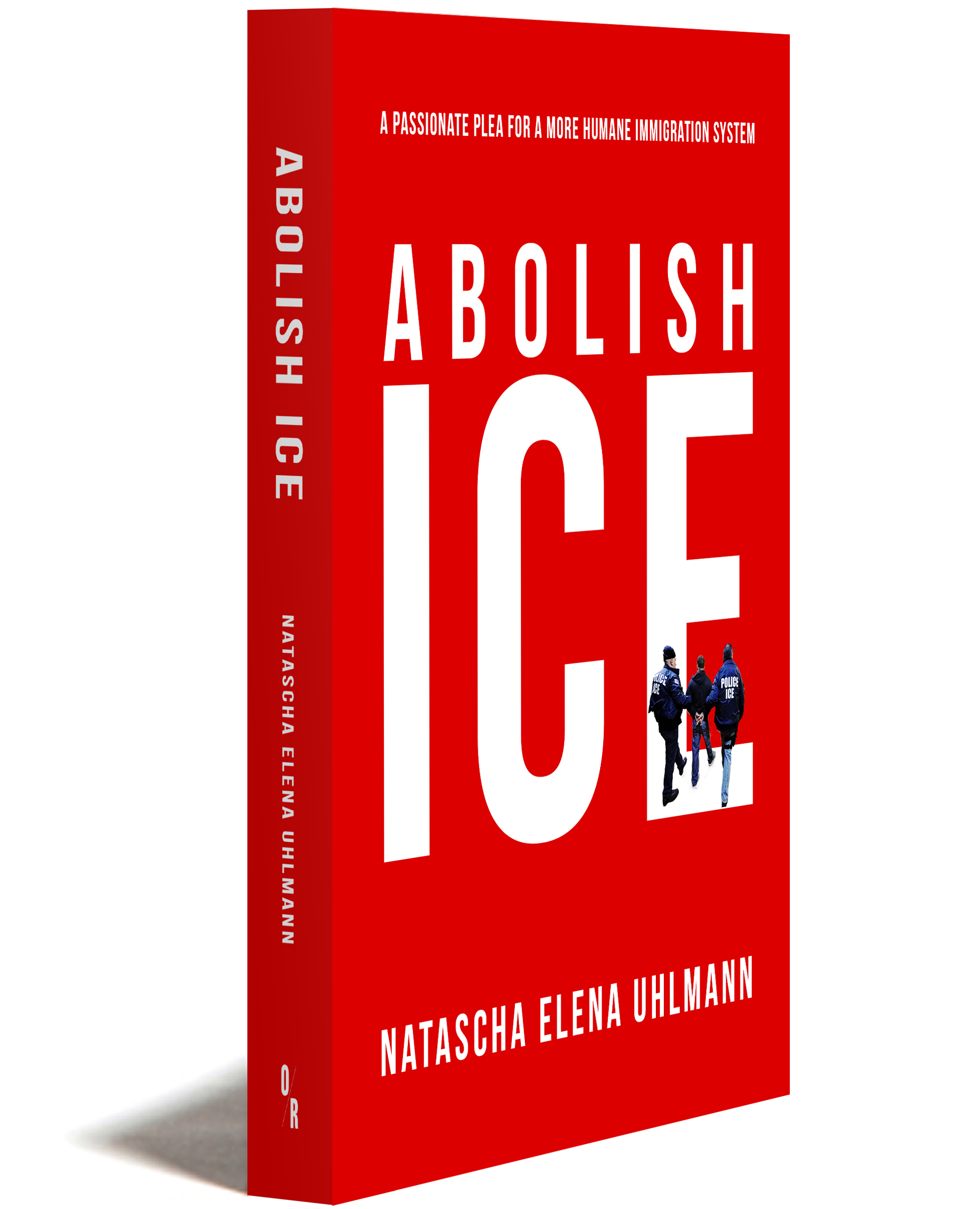 Abolish ICE 3D cover