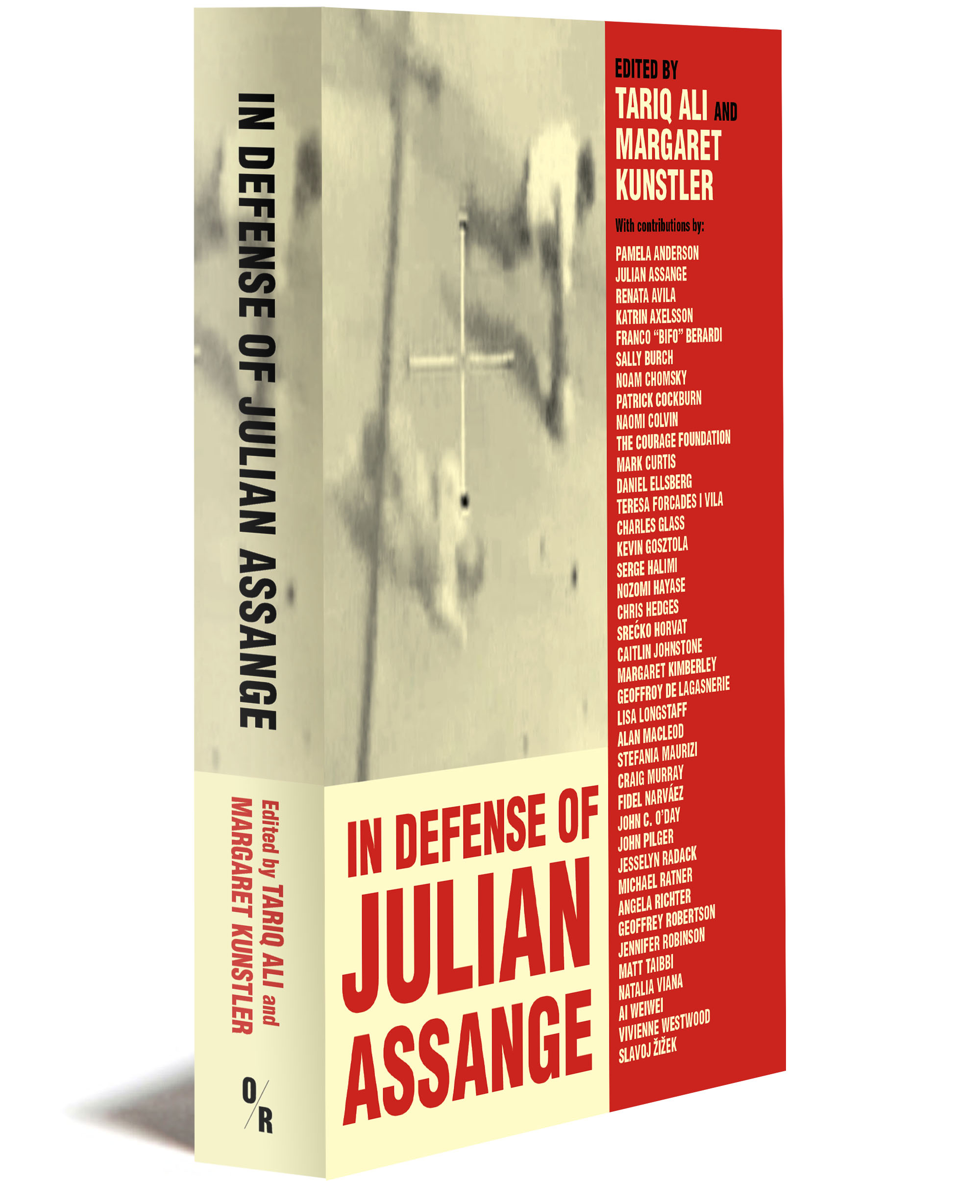 in defense of julian assange cover
