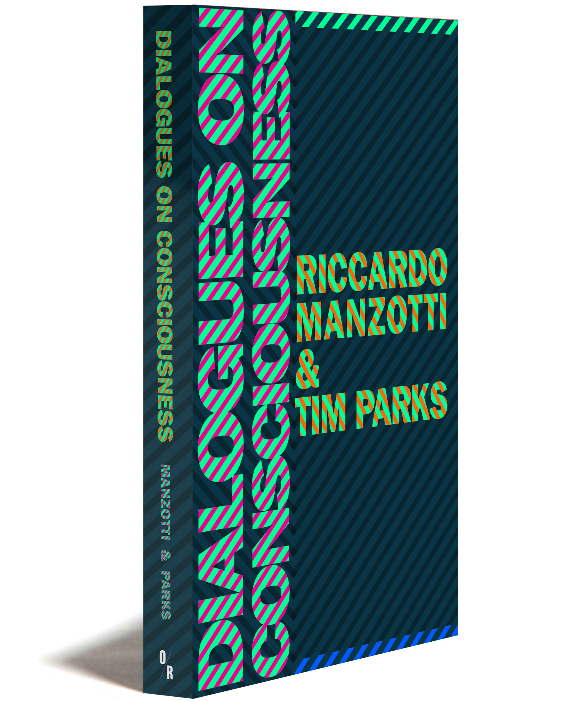 Dialogues on Consiousness 3D cover