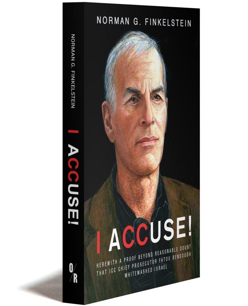 I accuse! cover