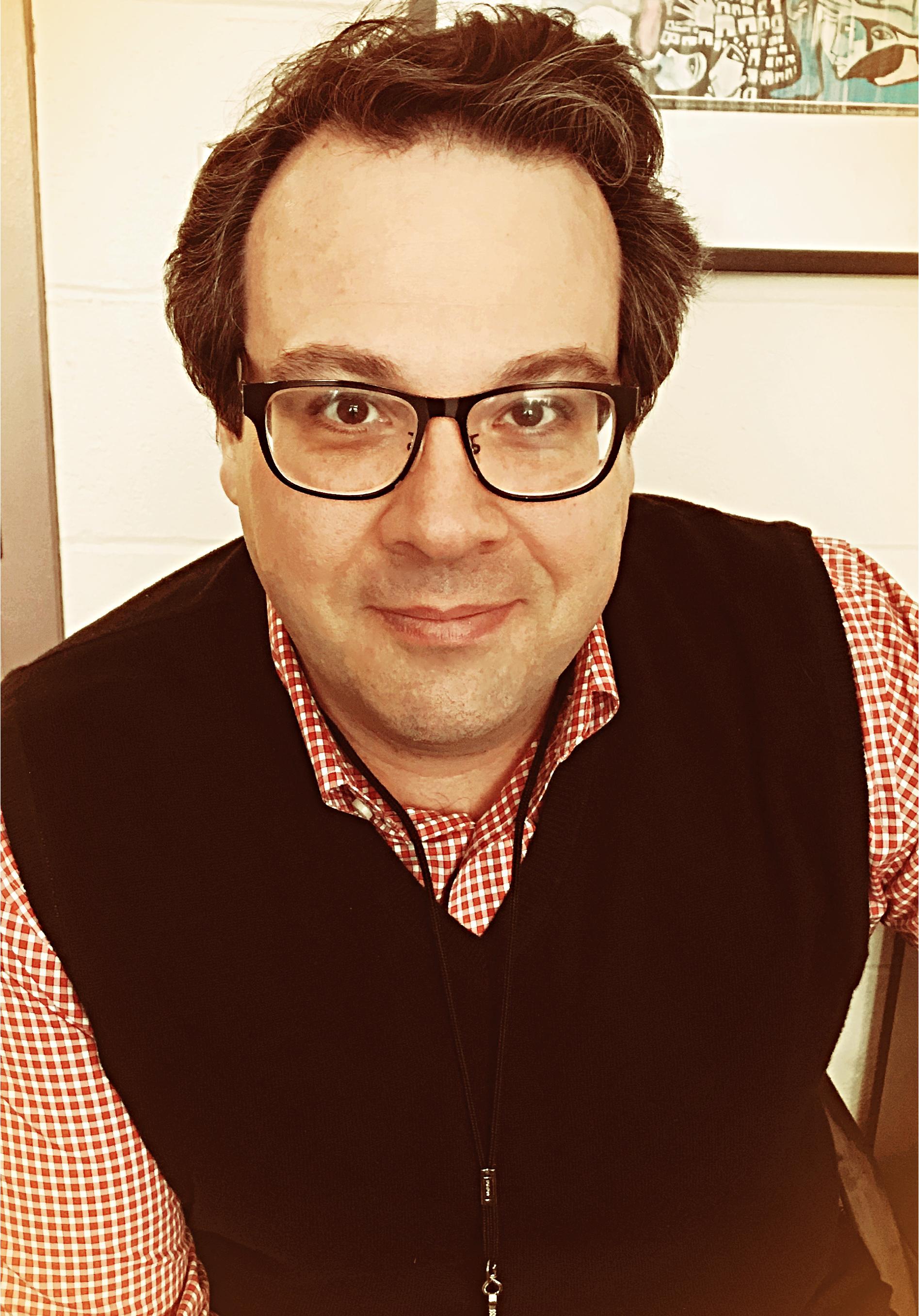 Michael J. Thompson Editor photo
