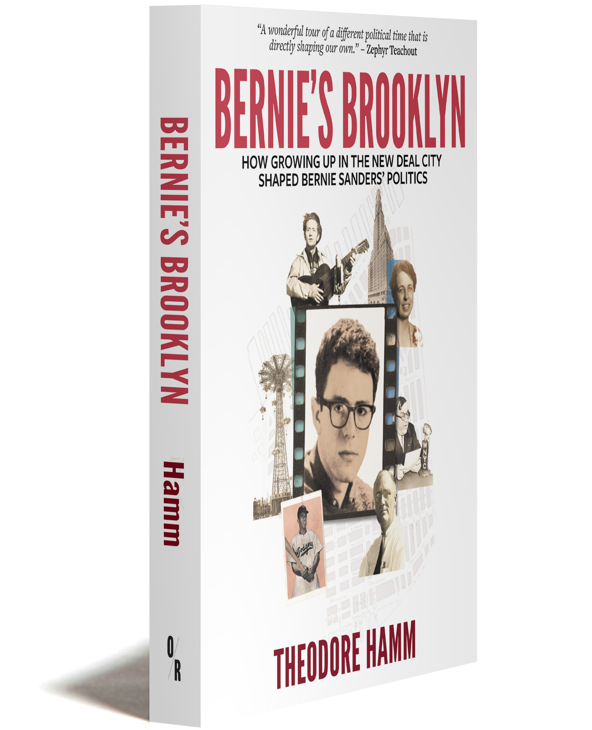 Bernie's Brooklyn 3D cover