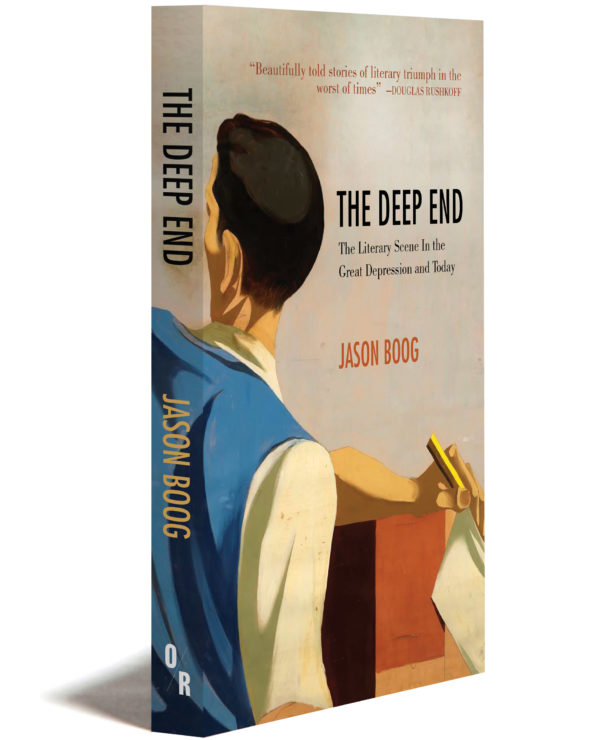 the deep end 3D cover