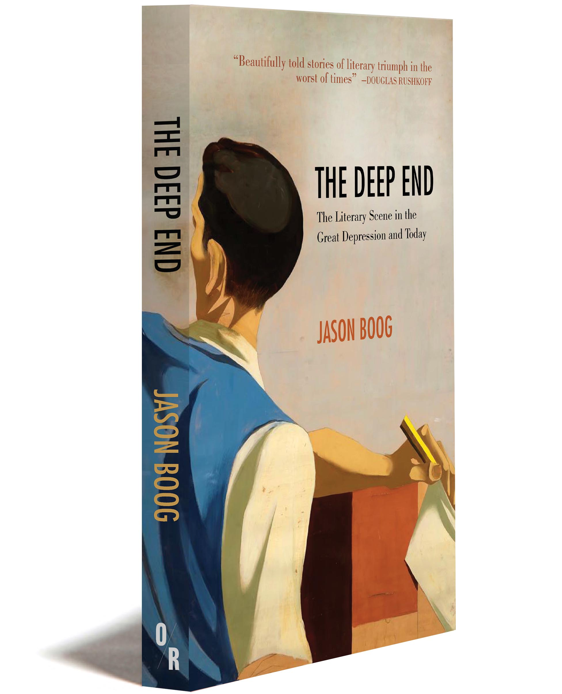 the deep end cover
