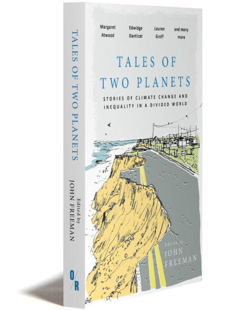 Tales of two planets 3D cover