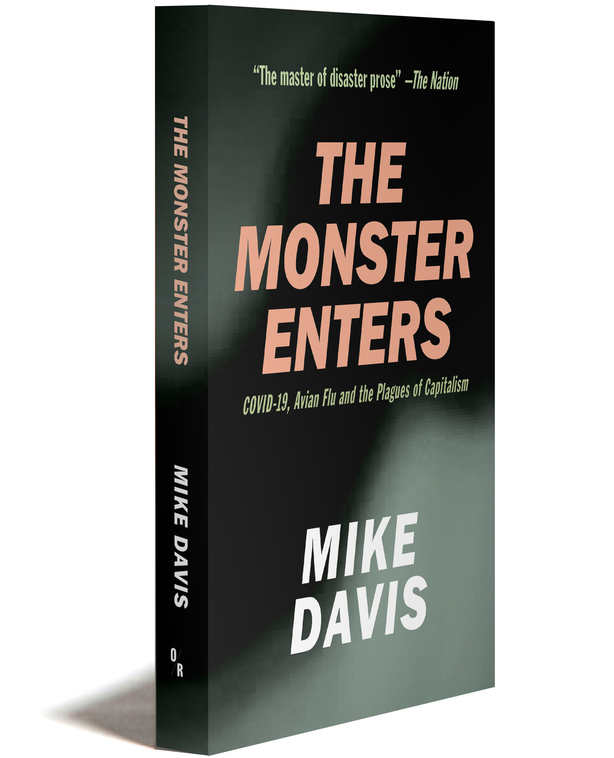 The Monster Enters Cover cover