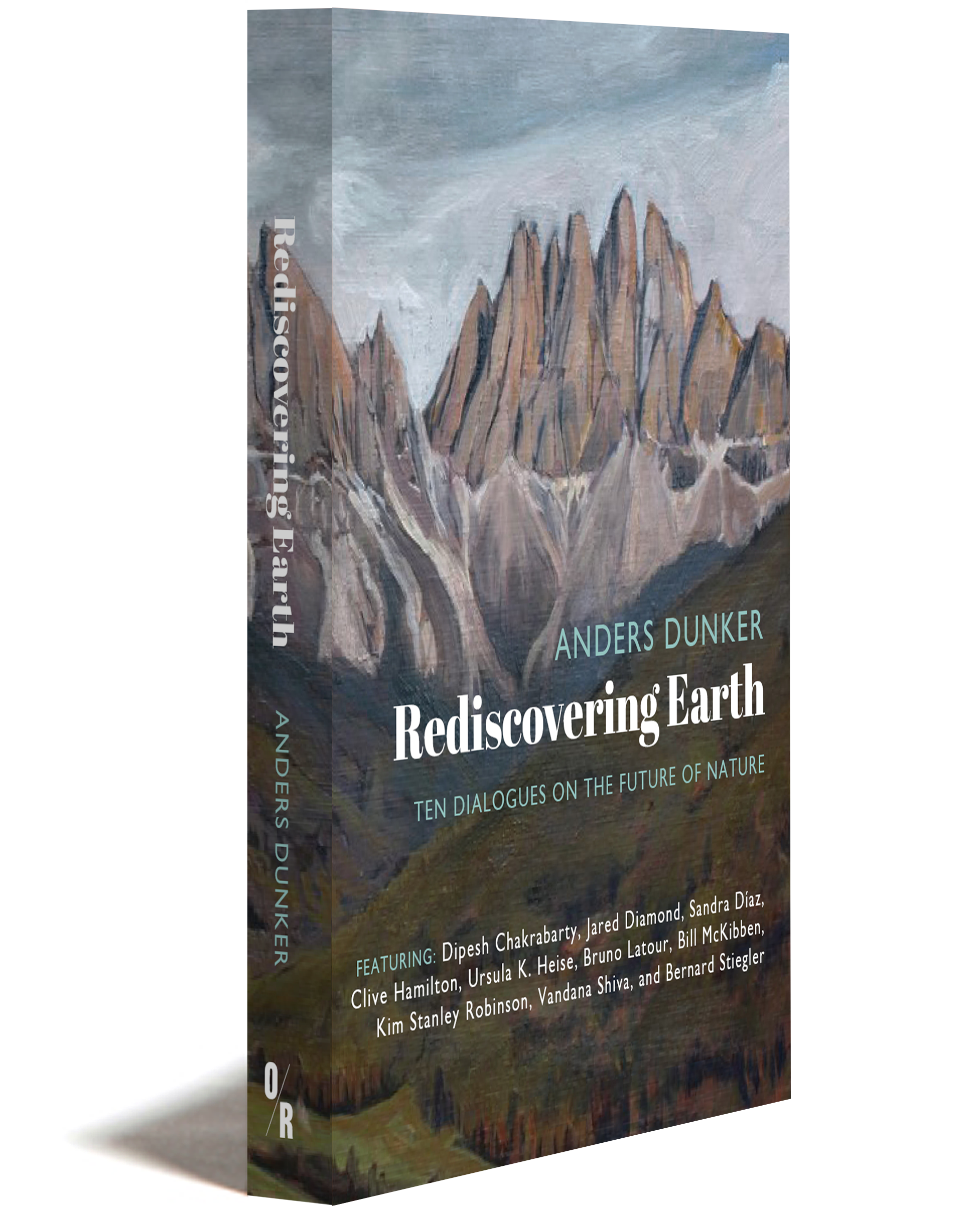 Rediscovering Earth cover