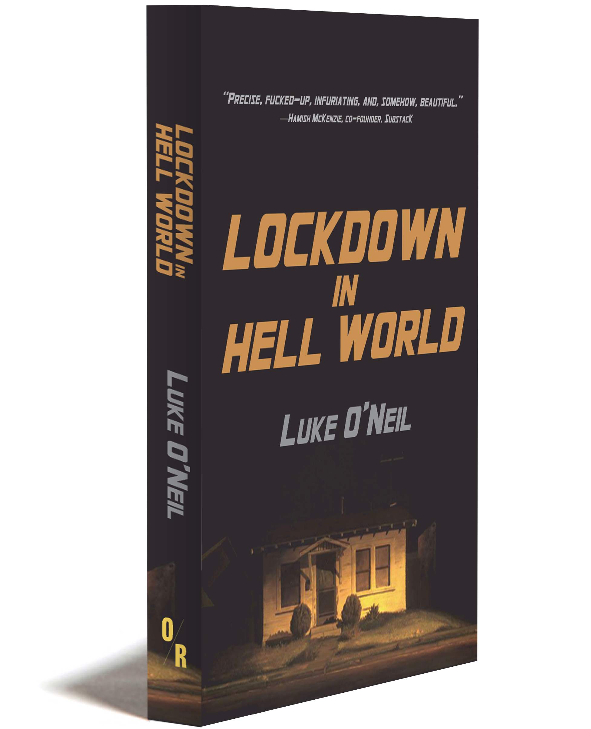 lockdown in hellworld  3D cover