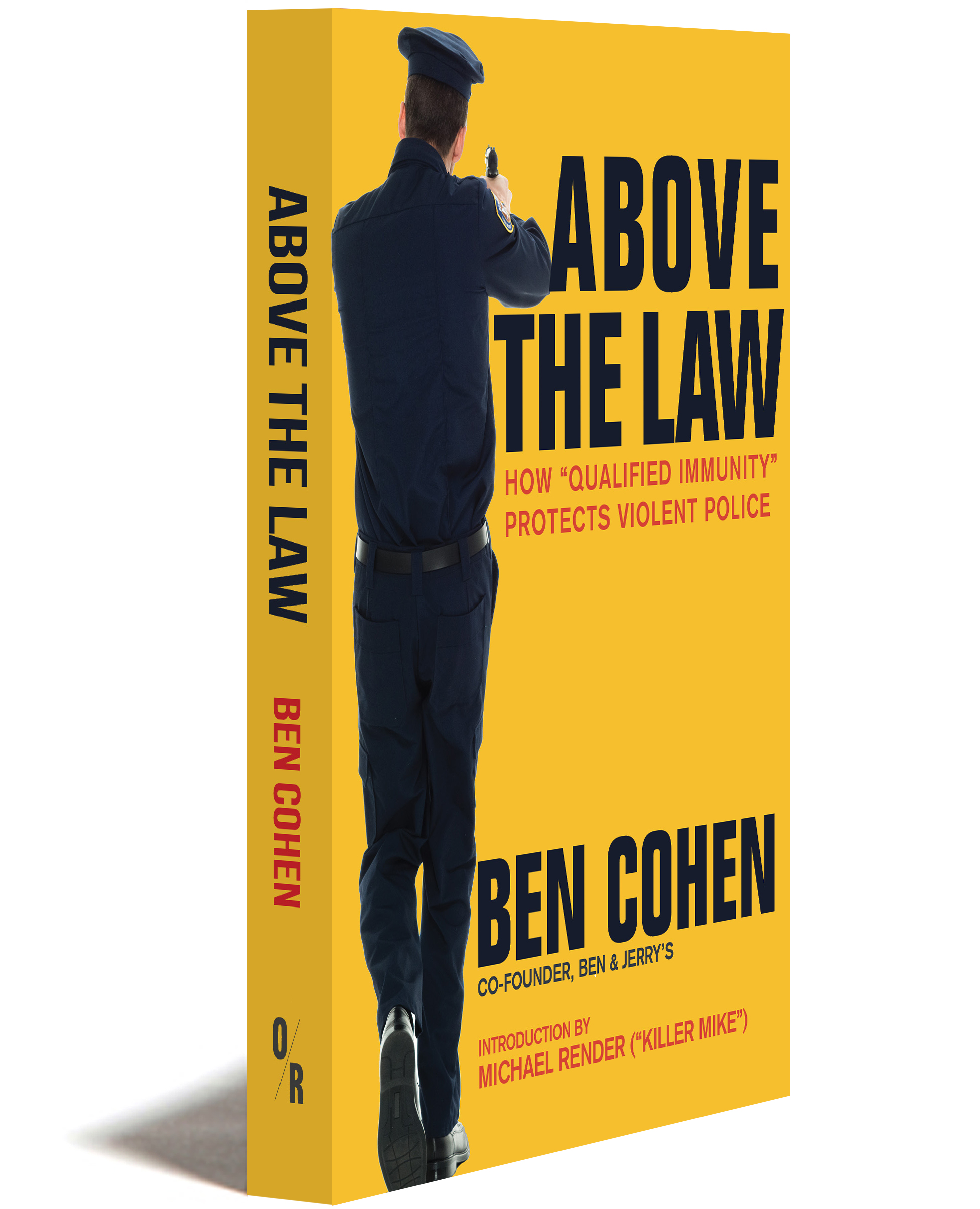 above the law 3D cover
